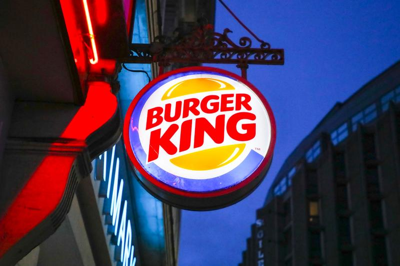 Burger King UK Followers Order Competitors united kingdom british english whopper bigmac burger mcdonalds taco bell pizza hut five guys greggs papa johns leon