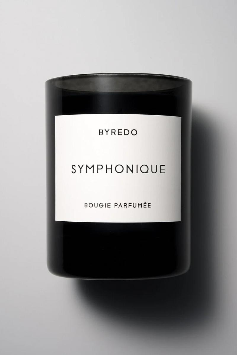 Byredo Symphonique Black Friday Limited-Edition Fragrance Candles Homeware Capsule Collection Ben Gorham Scents Fall Winter 2020 FW20 Smells Hand Cream