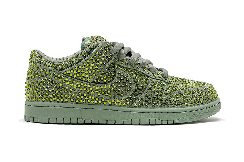 Cactus Plant Flea Market Nike Dunk Low Spiral Sage Official Look Release Info CZ2670-300 Date Buy Price
