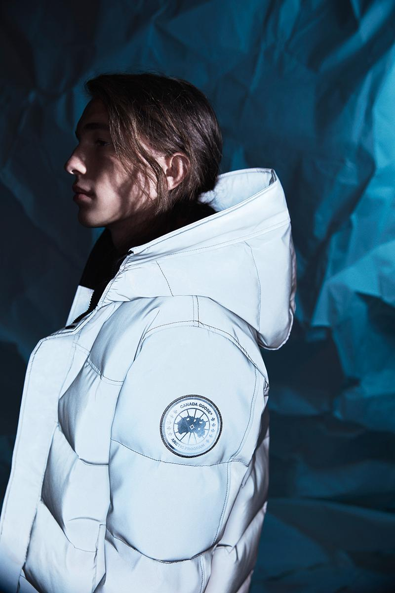 canada goose concepts collaborations fall winter 2020 parka coats winter outerwear