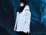 Canada Goose and Concepts Ready Fully Reflective Unisex Parka