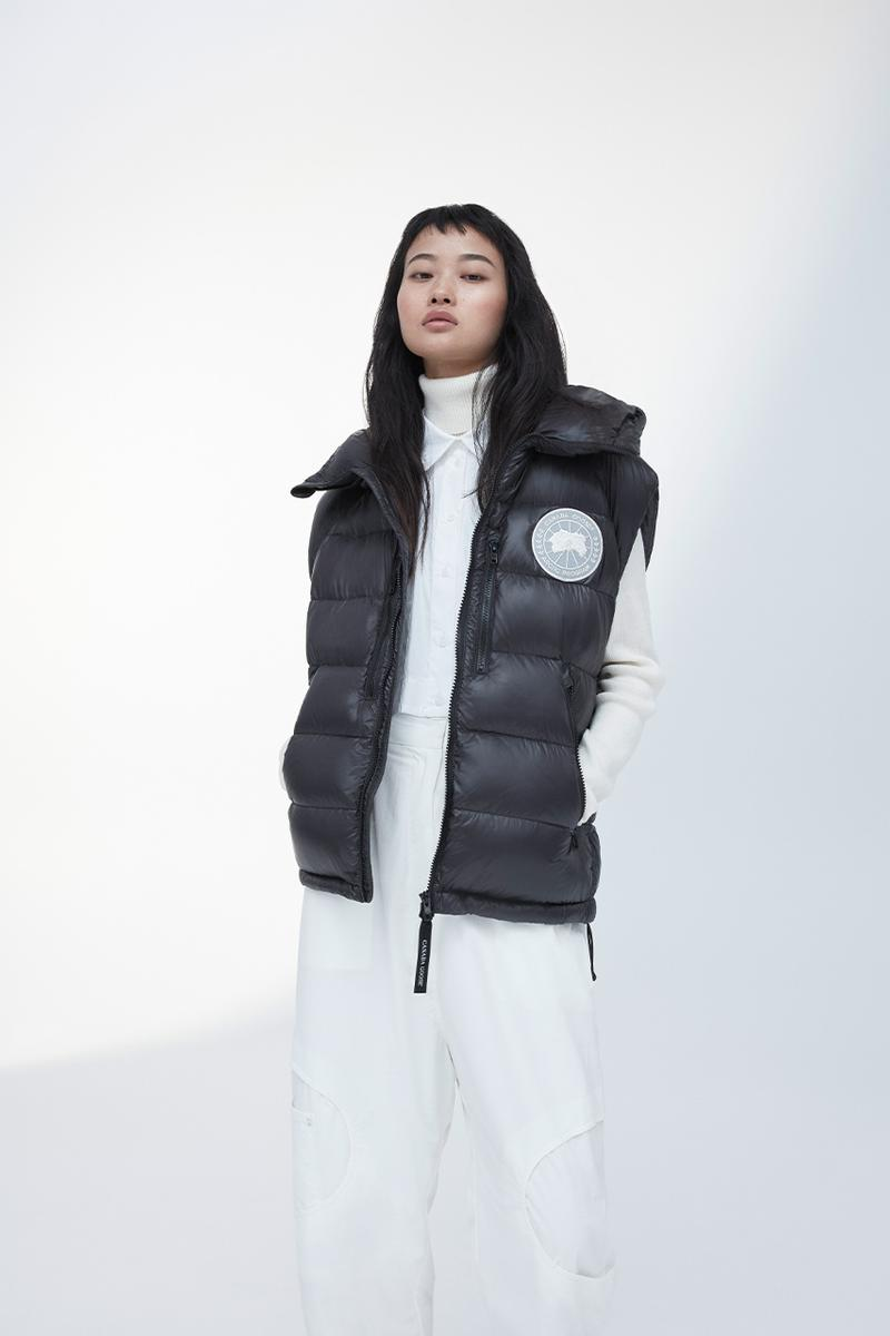 JUUN.j Canada Goose fall winter 2020 release information snow mantra parka resolute parka mountain parka when does it drop