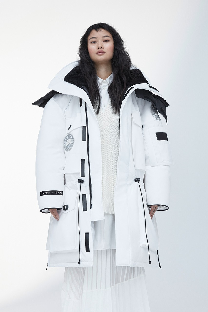 JUUN.J x Canada Goose Fall/Winter 2020