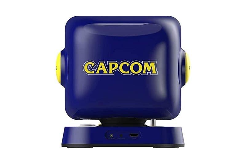 capcom retro station gaming console arcade street fighter mega man vintage