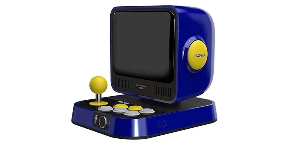 CAPCOM's Little Retro Console Is for the 'Street Fighter' and 'Mega Man' Fans - HYPEBEAST