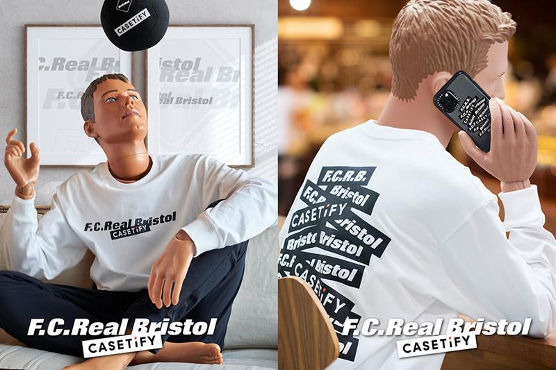 casetify fc real Bristol collaboration iPhone 12 case apparel clothing release information