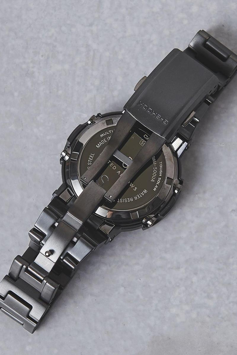 Casio G-SHOCK AW-500 x UNITED ARROWS Watch Collaboration collection release date info buy colorway timepiece november 2020