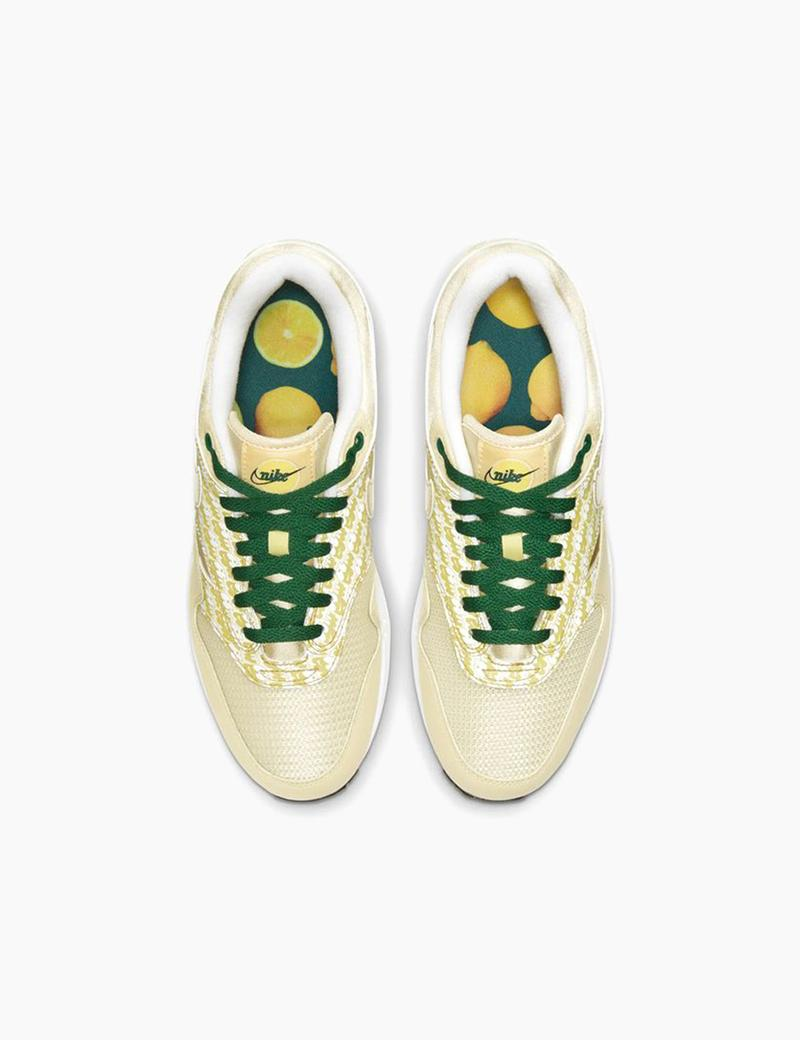 "Nike's Air Max 1 ""Lemonade"" Release 2020 Where to Buy"
