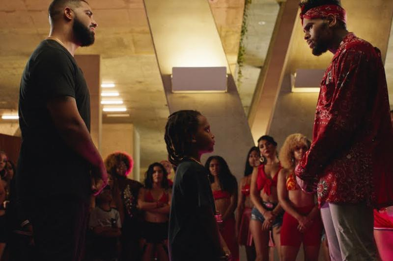 Chris Brown Drake Best of Both Worlds Collab Album Teaser info release Fat Joe Interview Instagram