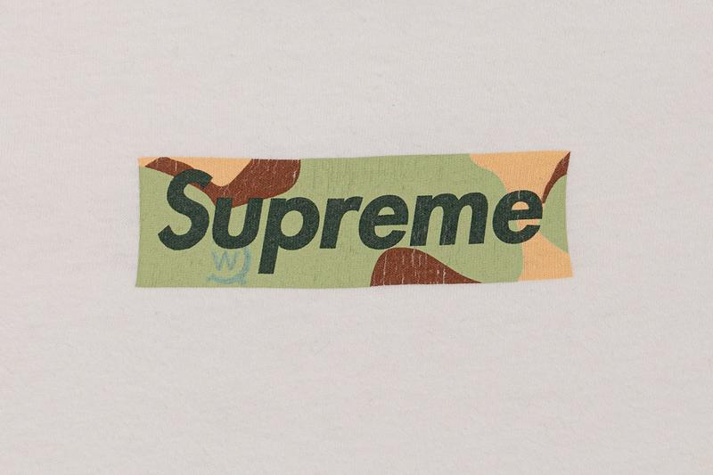 Christie Supreme James Bogart The Box Logo Collection Auction Info Exhibition sale The Behind the Box: 1994-2000