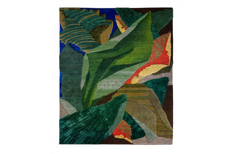christoph hefti exhibition the little house of dries van noten textile artworks