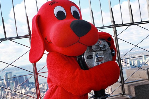 Teaser for Live-Action 'Clifford the Big Red Dog' Is Not Sitting Well With Childhood Fans