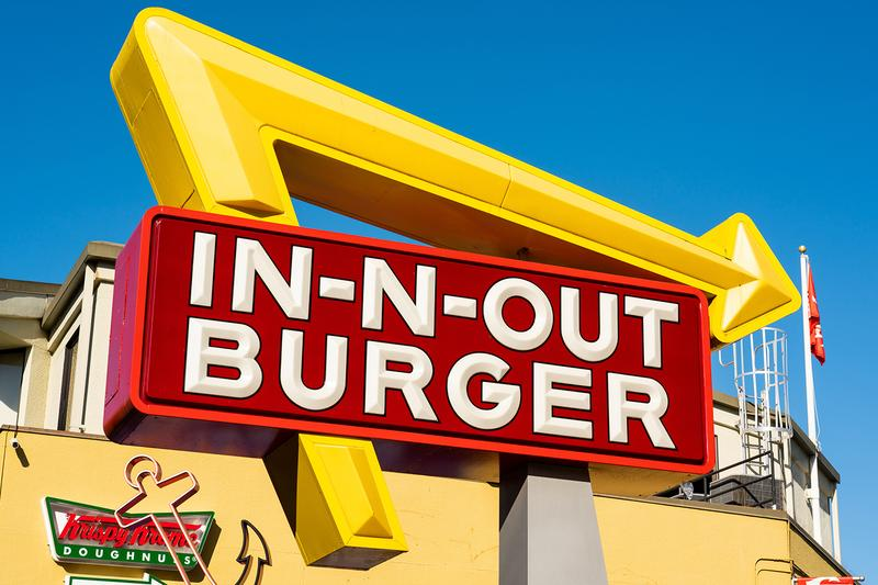 Colorado First In-N-Out Burger 14-Hour Line Traffic Jam Info