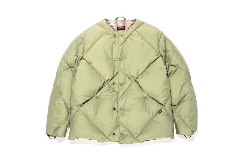 comfy outdoor garment inner down fall winter 2020 release information blue khaki beige black where to buy in Europe how much