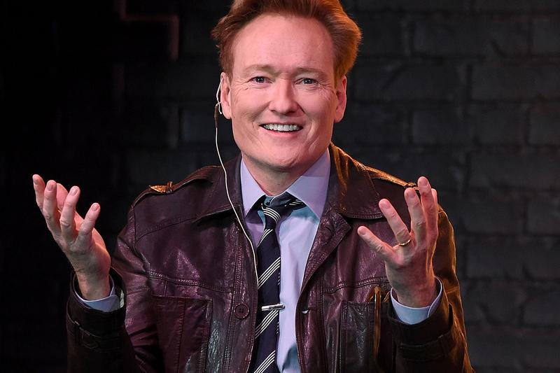 Conan O Brien leaving tbs New Weekly HBO Max Show without borders warnermedia
