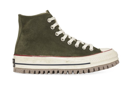 """Converse's Chuck 70 Canvas LTD Hi """"Forest Green"""" Will Take You Anywhere"""