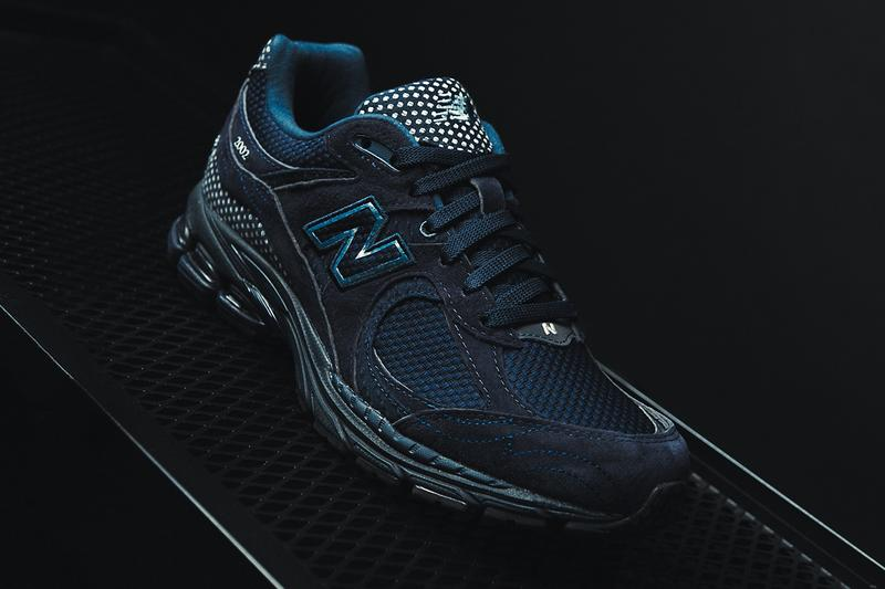 COSTS FDMTL New Balance 2002R Closer Look Release Info Buy Price Blue Sashiko