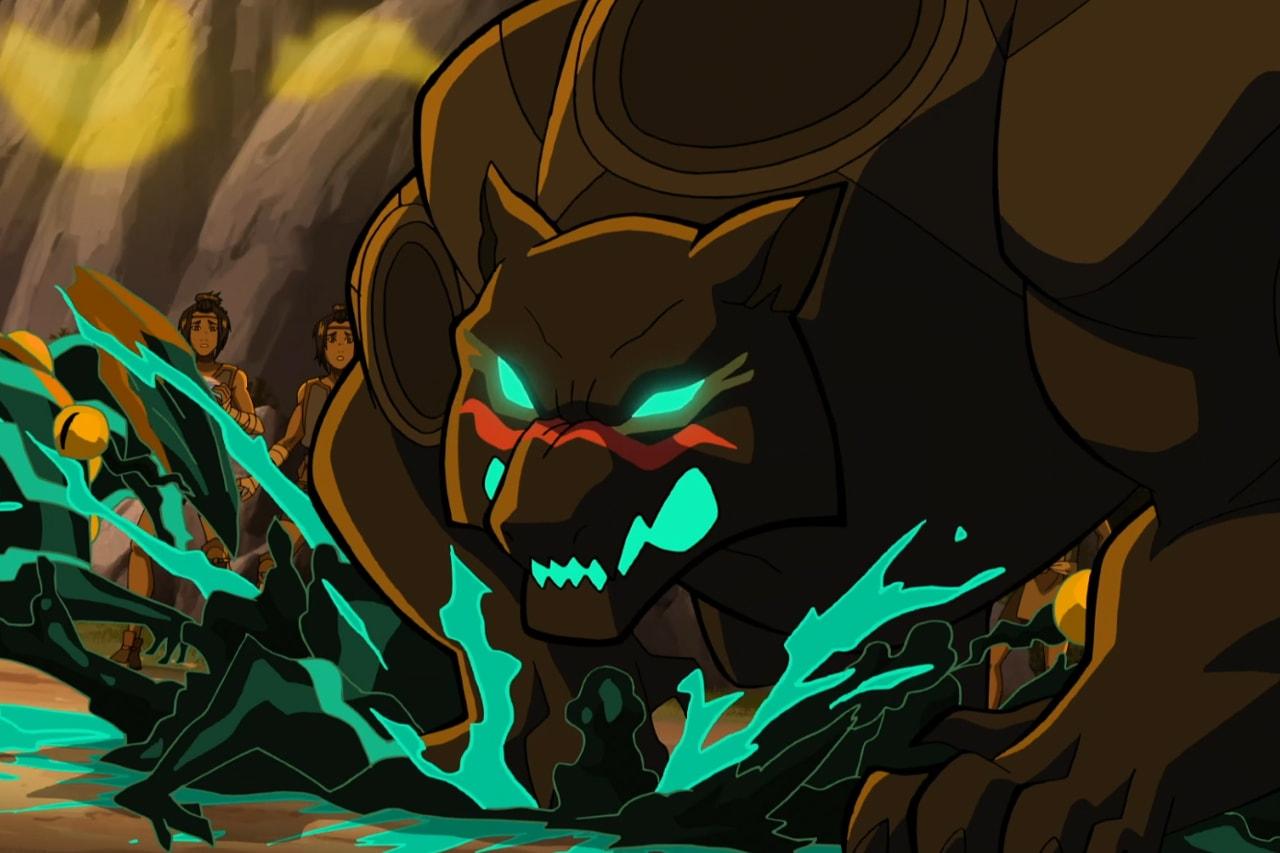 La nueva serie original de Crunchyroll 'Onyx Equinox' mezcla la fantasía con la cultura mesoamericana 6