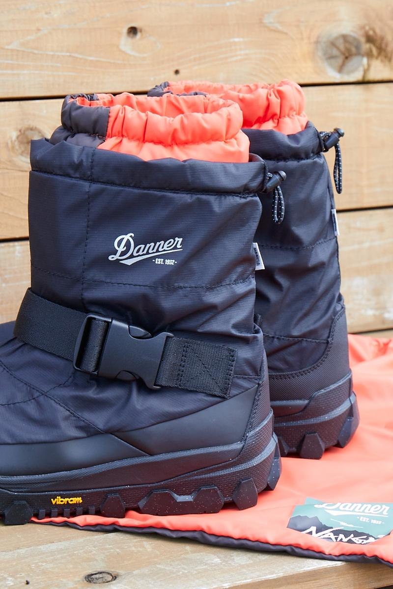 danner freddo over boot fall winter 2020 Nanga drop date where to cop how much winter boots