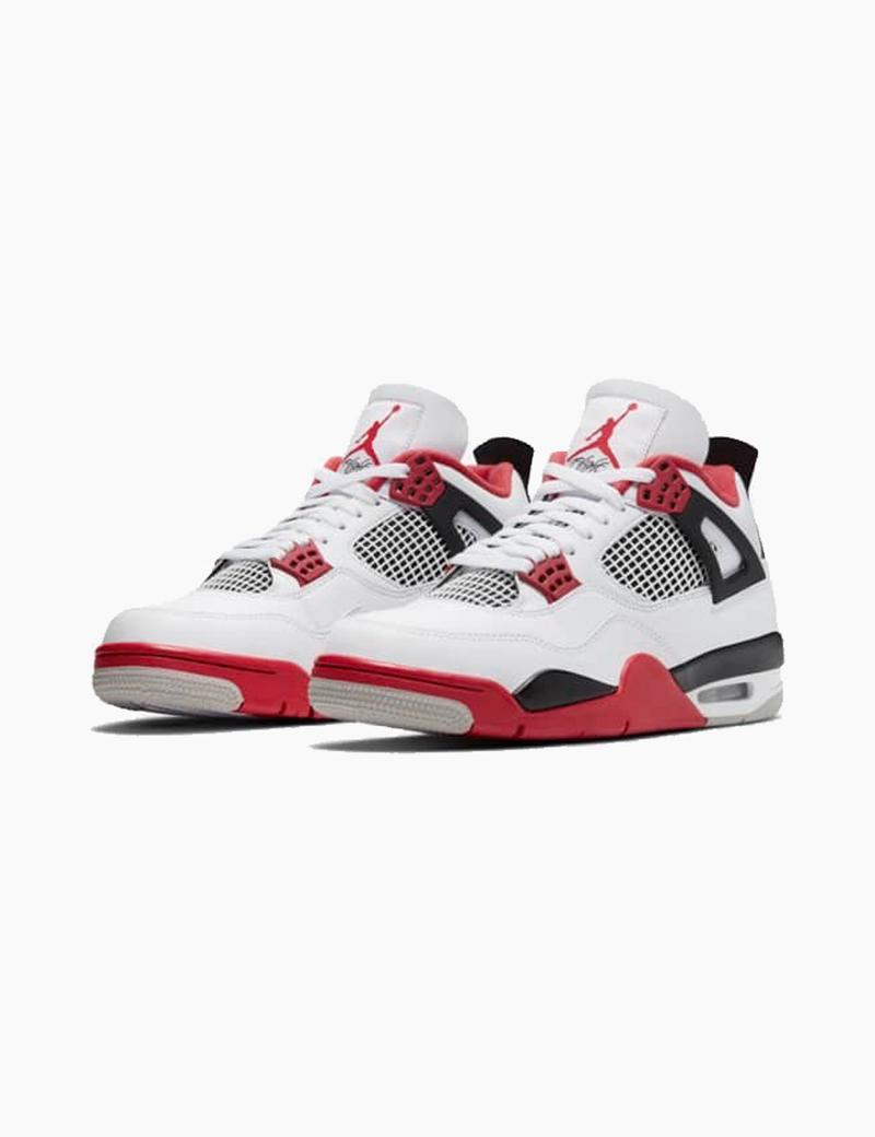 """Air Jordan 4 """"Fire Red"""" Release 2020 Where to Buy"""
