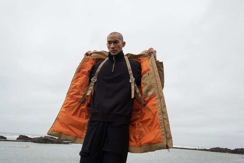 descente allterrain gloverall monty duffle coat release information technical details navy stone