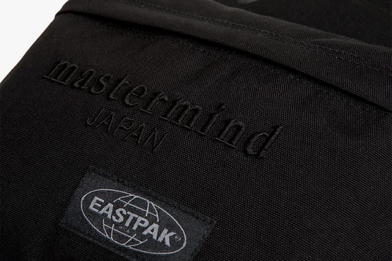 Eastpak mastermind Japan release information collaboration fall winter 2020