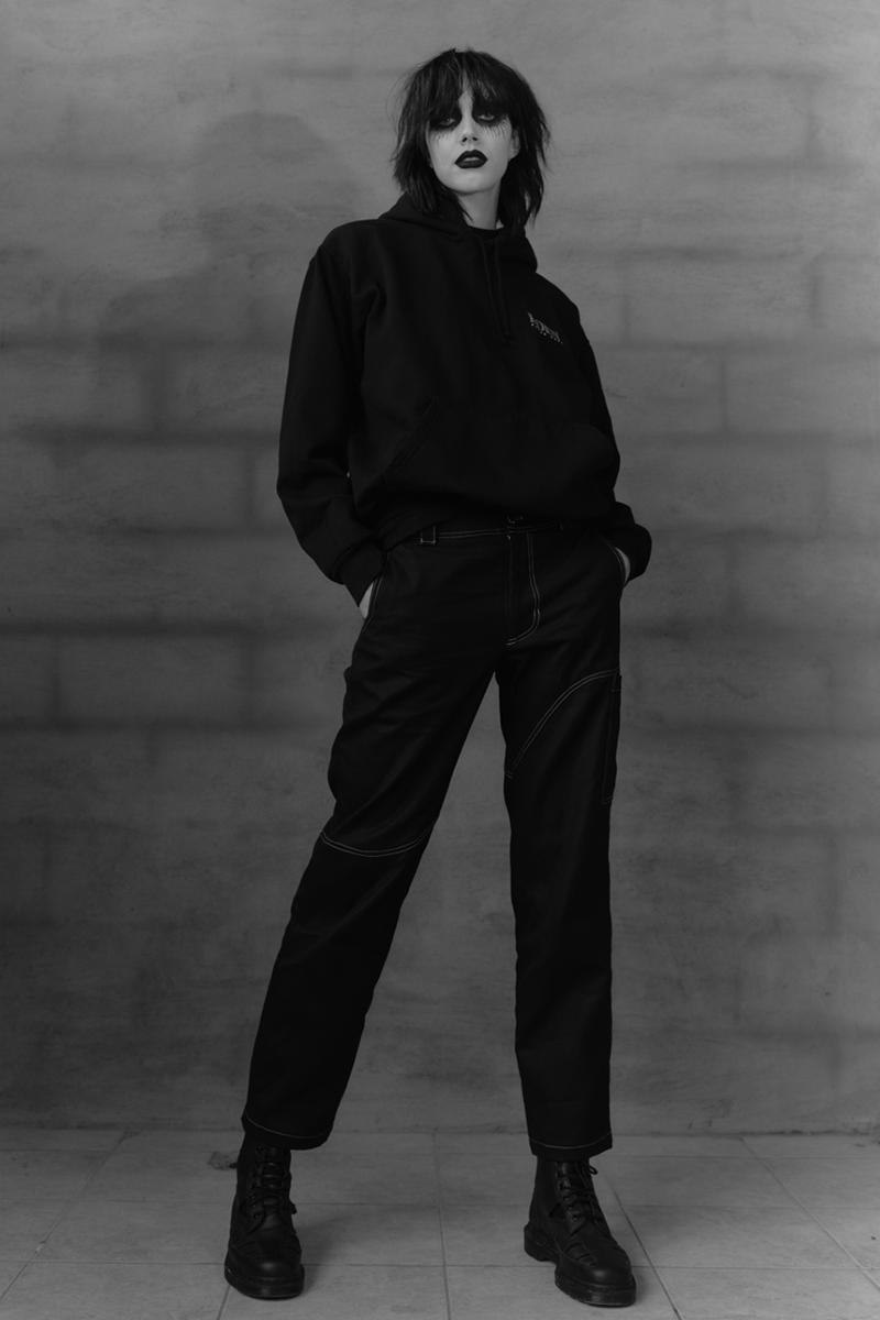 EDEN Power corp isaac larose fall winter 2020 fw20 sustainable fashion release details oceans restoration rescue ssense ln-cc nitty gritty web store details
