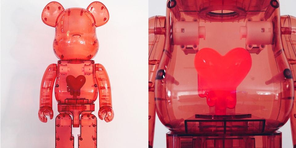 Emotionally Unavailable and Medicom Toy Ready Latest Light-Up 1000% BE@RBRICK