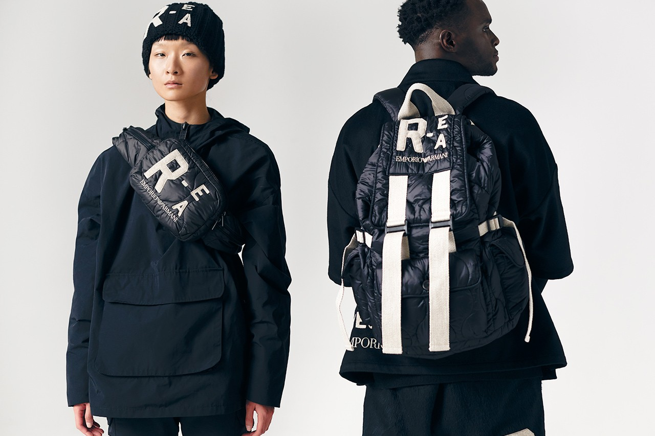 Emporio Armani Illustrates Its Intricate Manufacturing Process Through Dance Movement Sustainable Fashion Recycled Production