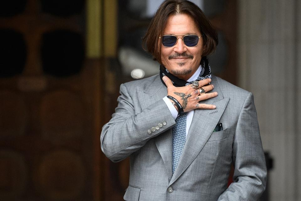 Fantastic Beasts Johnny Depp Salary News | HYPEBEAST