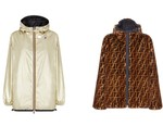 Fendi and K-Way Give the Classic Windbreaker a Luxury Makeover