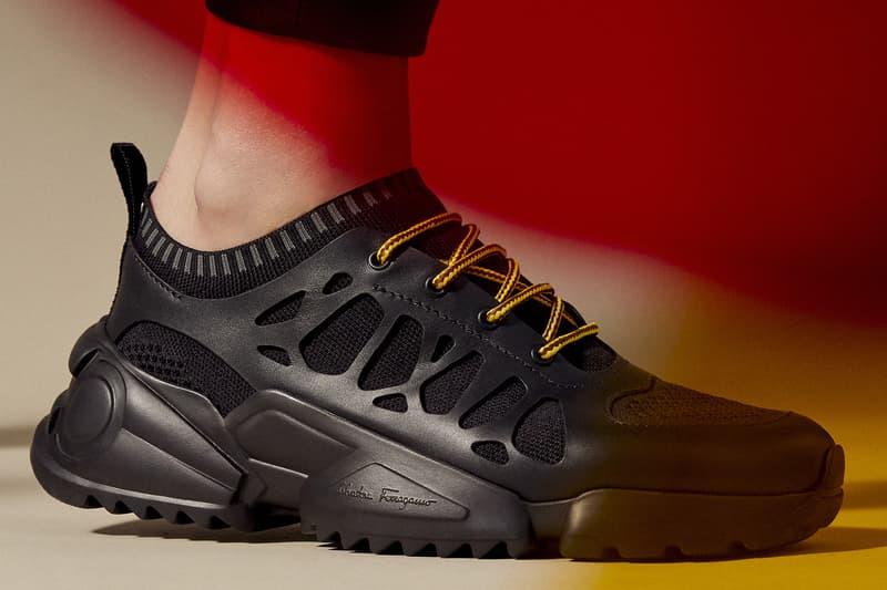 salvatore ferragamo holiday gift guide suggestions gancini sneaker belt cap viva bag