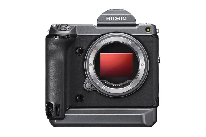 Fujifilm GFX100 Software Update 400 Megapixel image photography devices ibis sensor technology cameras