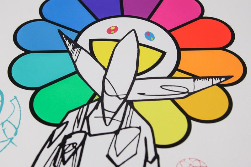 futura takashi murakami noguchi museum prints editions artworks collectibles