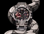 """Wildlife Promising and G-SHOCK Give MTGB1000 a """"Rock Python"""" Makeover"""