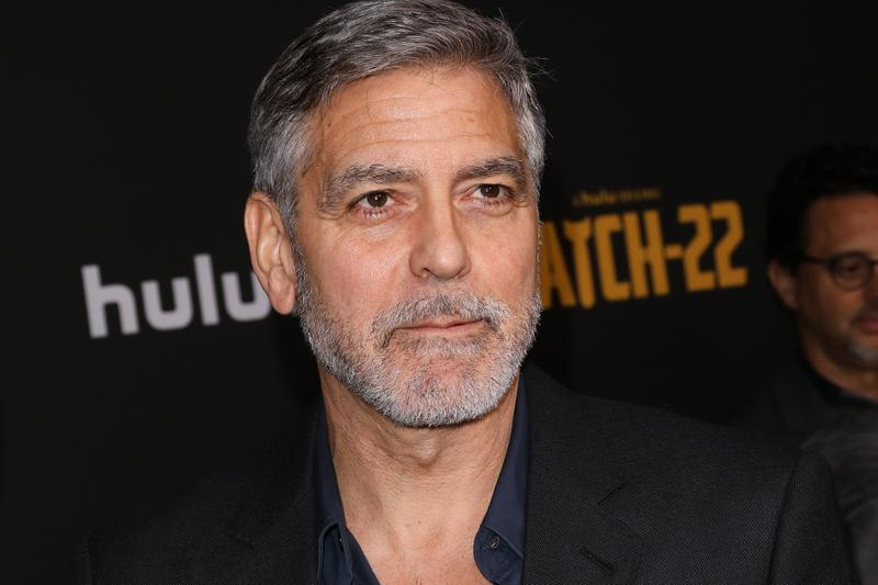 George Clooney Gifts 14 Friends $1 Million USD Each News cash brinks truck celebrity will Hollywood actor famous