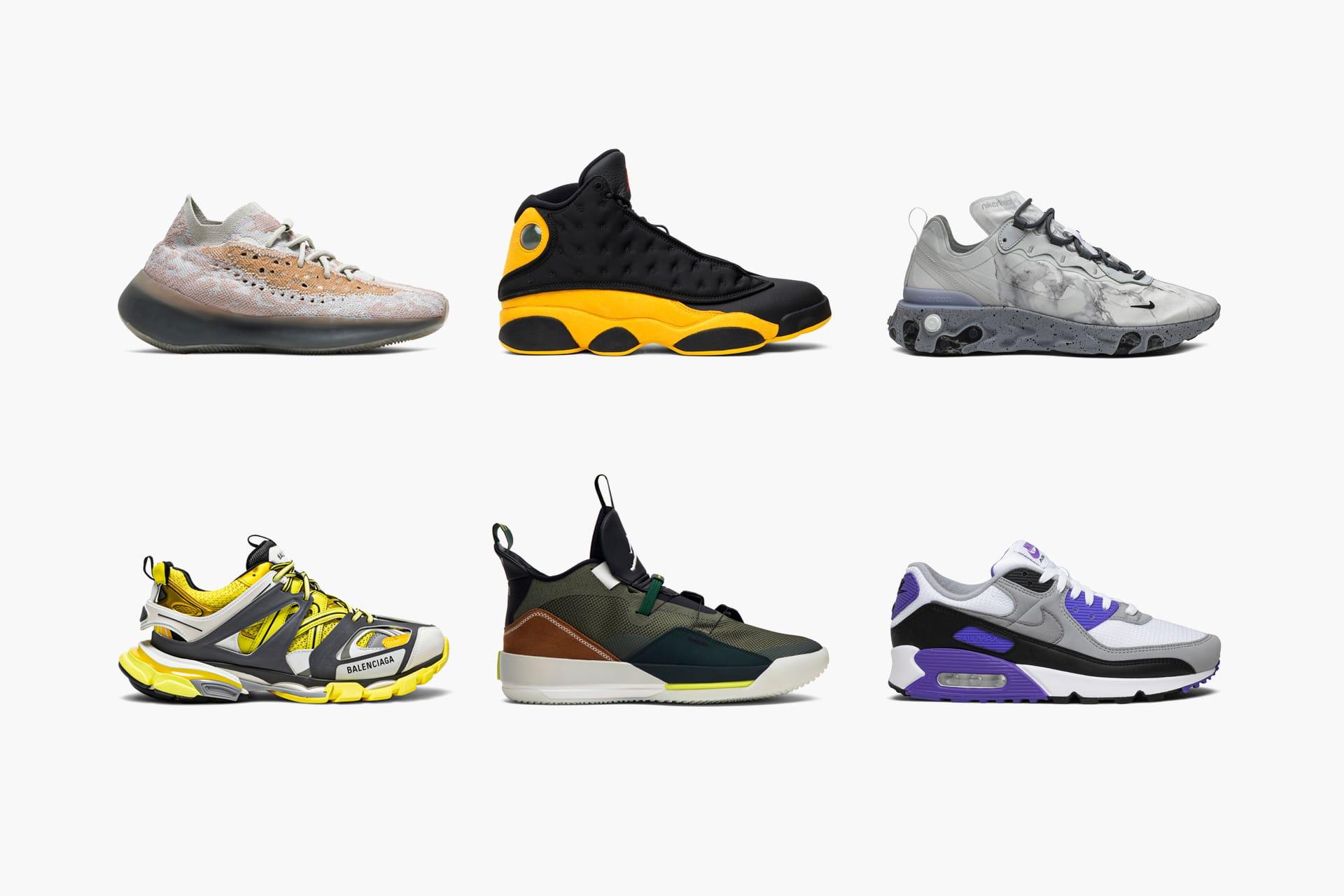 GOAT Best Cyber Monday Sneaker Deals