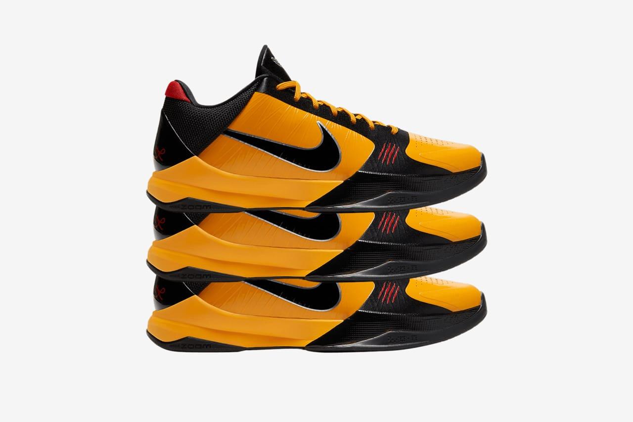 GOAT Nike Kobe 5 Sneaker Collection
