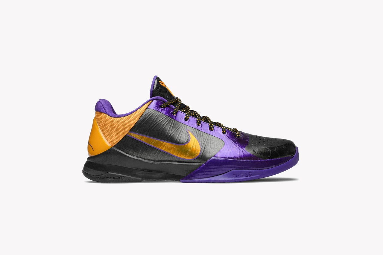 Kobe 5 Nike PE Parade TB You Think Pink Dark Knight Protro What If Pack Special Box Big Stage 5x Champ