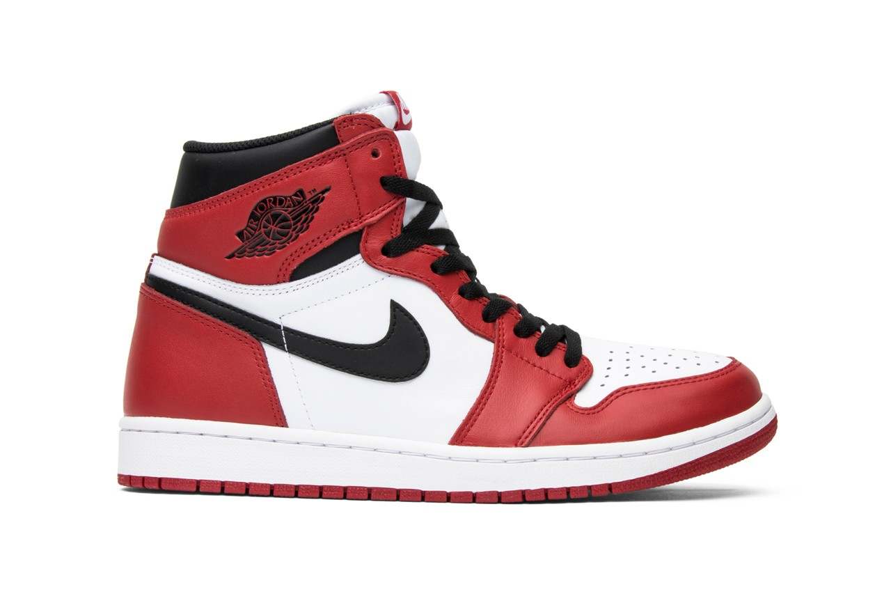 "Air Jordan 4 ""Fire Red"", Air Jordan 1 Retro High OG"