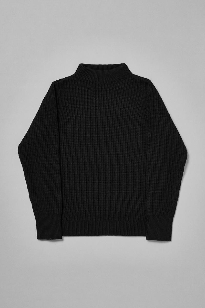 Goldwin, SPIBER's First Biomaterial Knit Sweater brewed protein
