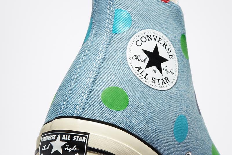 converse golf wang tyler the creator polka dot chuck 70 release information buy cop purchase