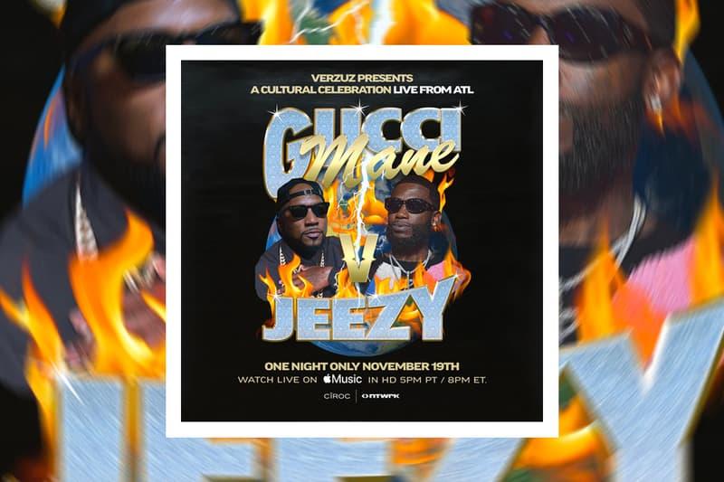 Gucci Mane TI VERZUZ jeezy rap battle hip hop music trap god a cultural celebration live from atl atlanta swiss beatz apple music