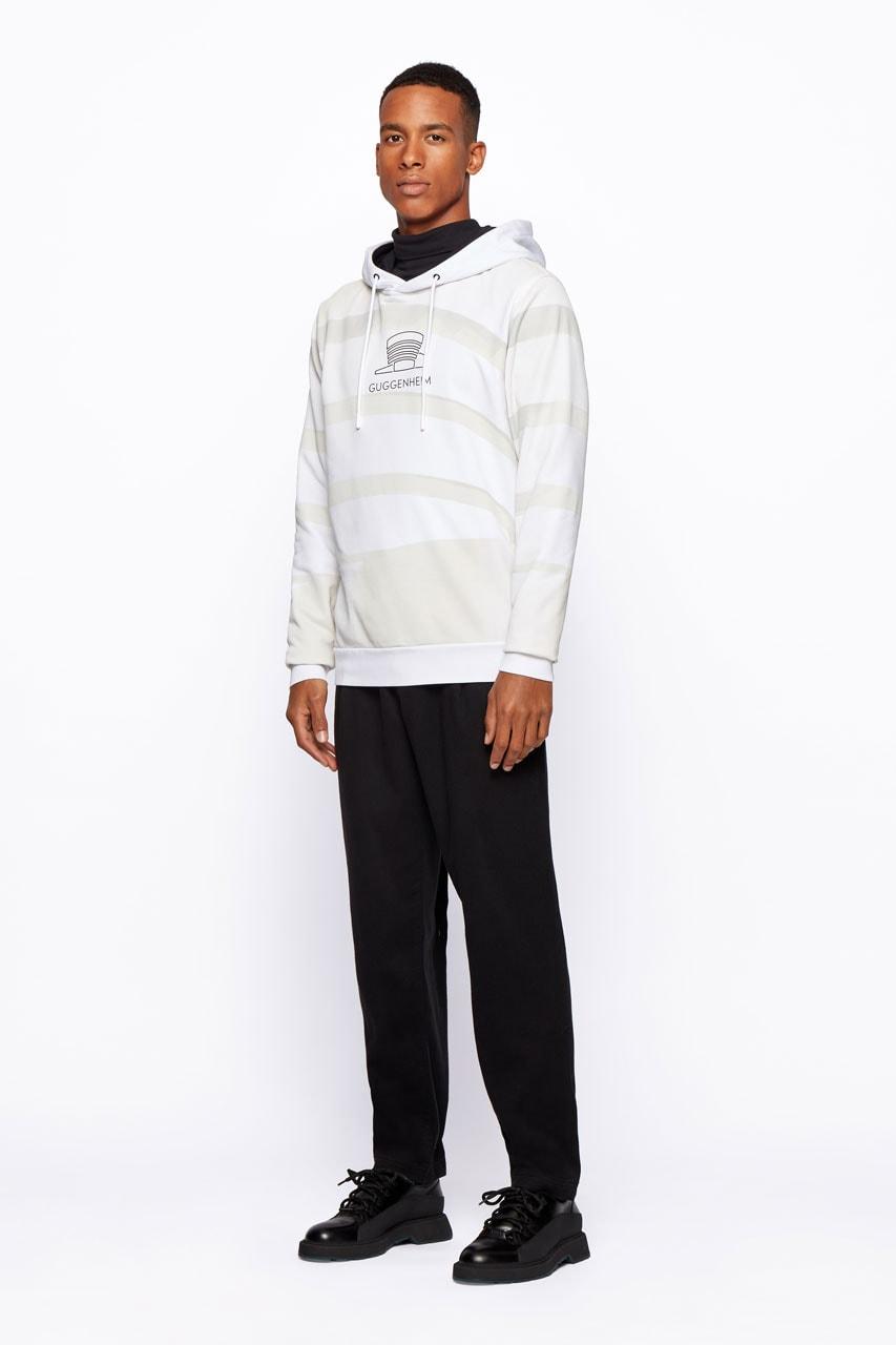 Guggenheim Museum Releases Sweatshirt to Celebrate HUGO BOSS Prize 2020