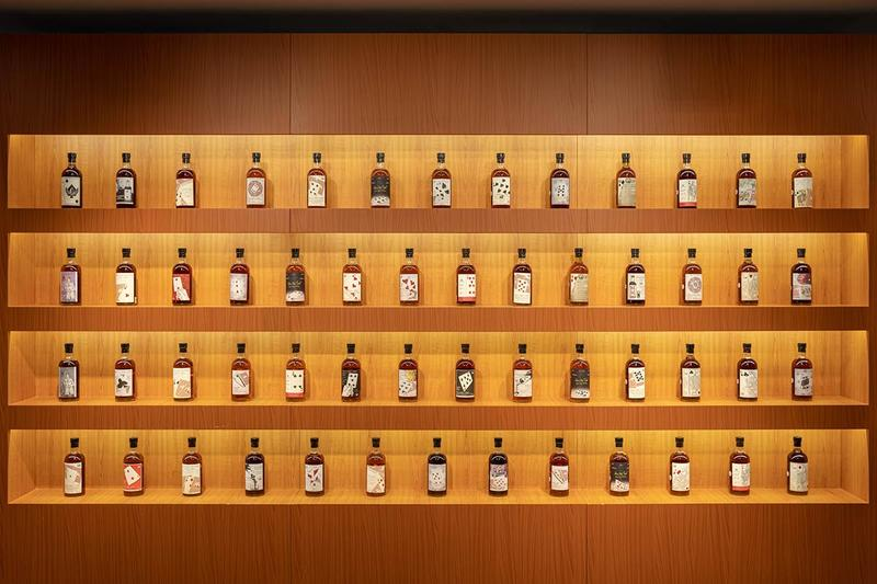 Hanyu Ichiro's 'FULL CARD SERIES' Auctions for Record-Breaking $1,520,000 USD Qing Club Hong Kong Record sales whiskey sales