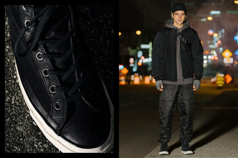 haven converse chuck taylor 70 gore tex black forest night release information canada details