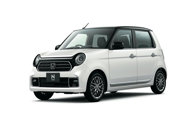 hona japan kei car mini 2021 n one 660c premium tourer rs trim