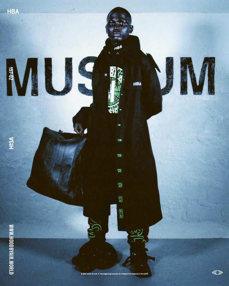 Hood By Air H13A Black Friday MUSEUM Drop  collection release date info buy hoodie jacket puffer lookbook shayne oliver