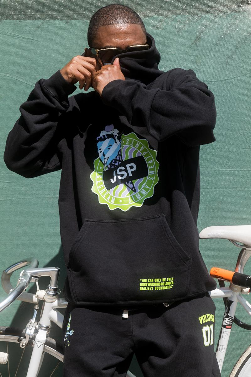 icecream jsp jimmy gorecki apparel collection hoodie t-shirt sweatpants release info