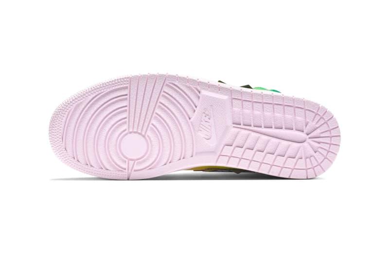 J Balvin Air Jordan 1 Retro High OG dc3481 900 Thời trang dạo phố nam giới đá bóng huấn luyện viên chạy bộ giày giày giày sneakers fw20 bộ sưu tập mùa thu đông 2020